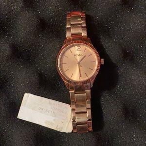 Fossil BQ3075 Women's Watch ROSE GOLD